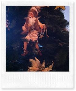 στολίδια στο χριστοθγεννιάτικο δέντρο