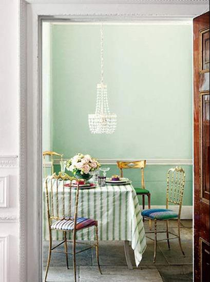 Light Green Master Bedroom Color