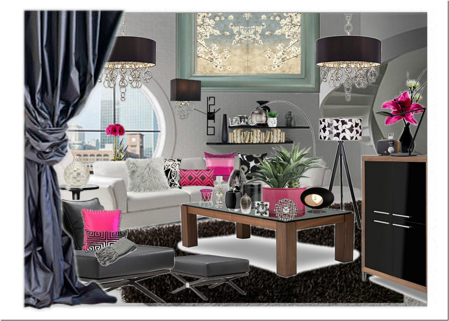 OB-stylish and light modern loft - somewhere in europe!