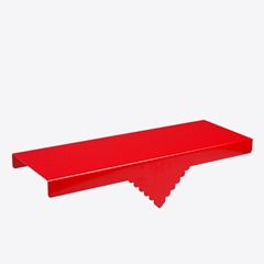 yiayia shelf red small