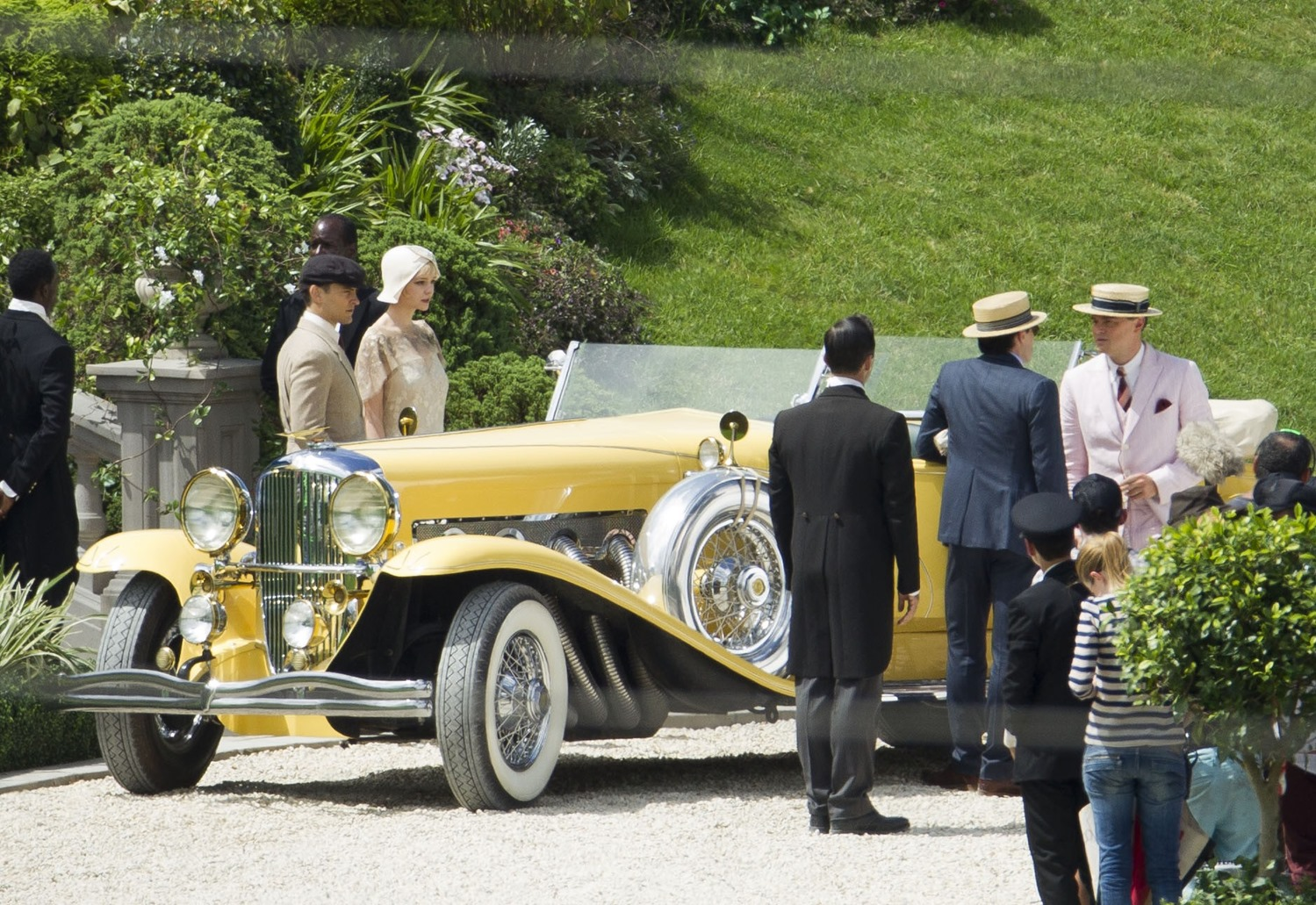 The-Great-Gatsby-On-Set-February-9th-2012
