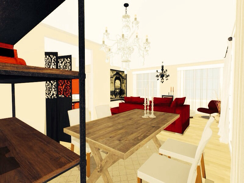 3d floor plans - konstadina nastou decorator