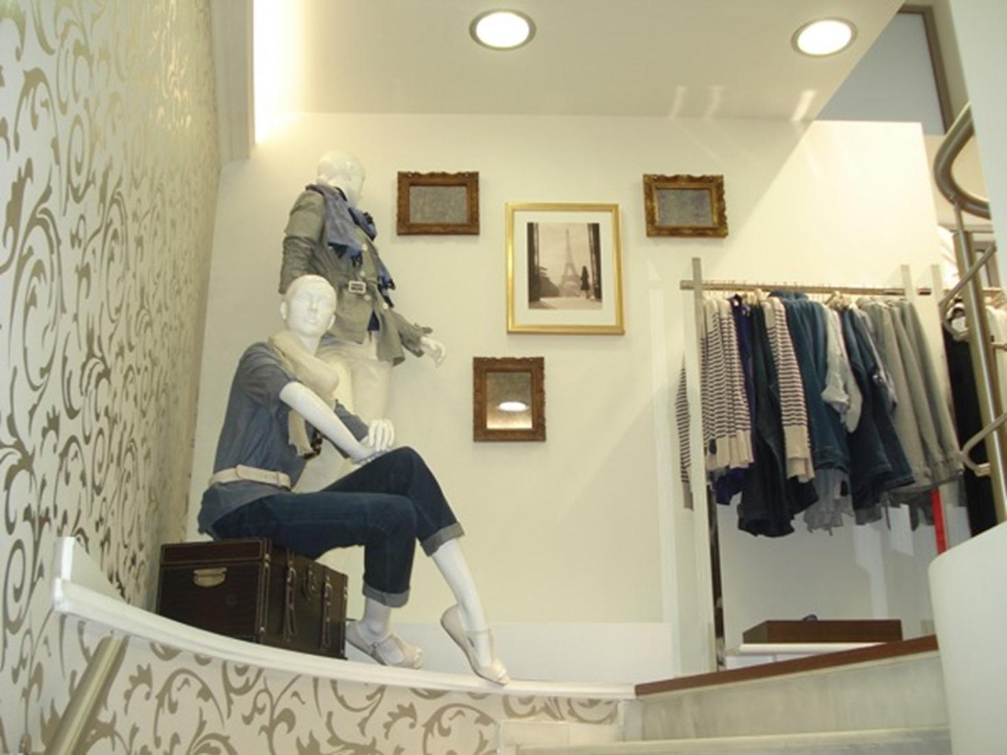 Square Design Interiors _ Women's Apparel Store _ Ioannina1