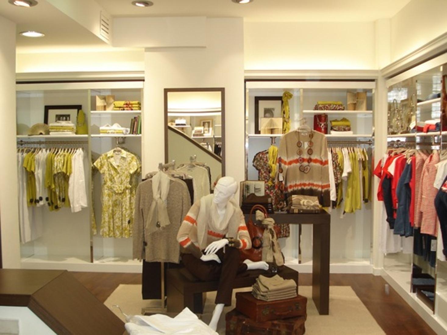 Square Design Interiors _ Women's Apparel Store _ Ioannina
