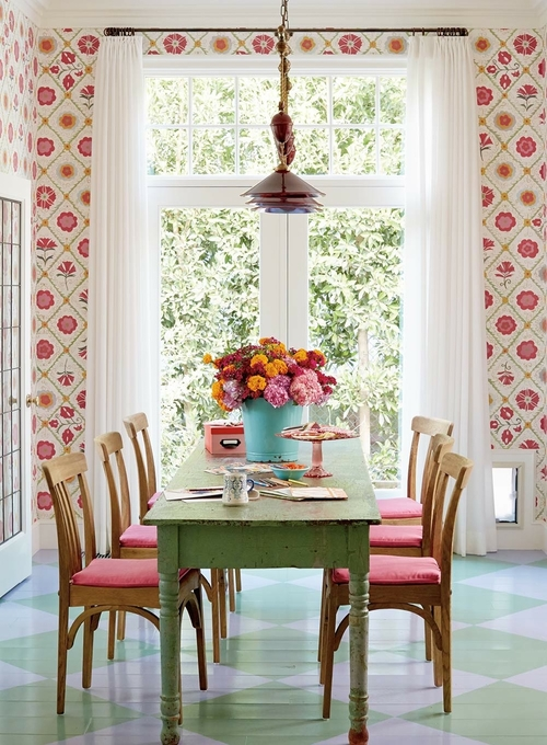 David Tsay for HGTV Magazine