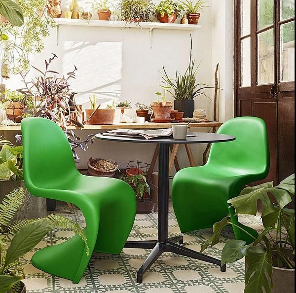 Mobiliario de Jardines y Exteriores via Homify
