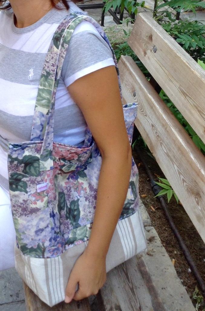 Handmade bag by barbamama for {.k.}