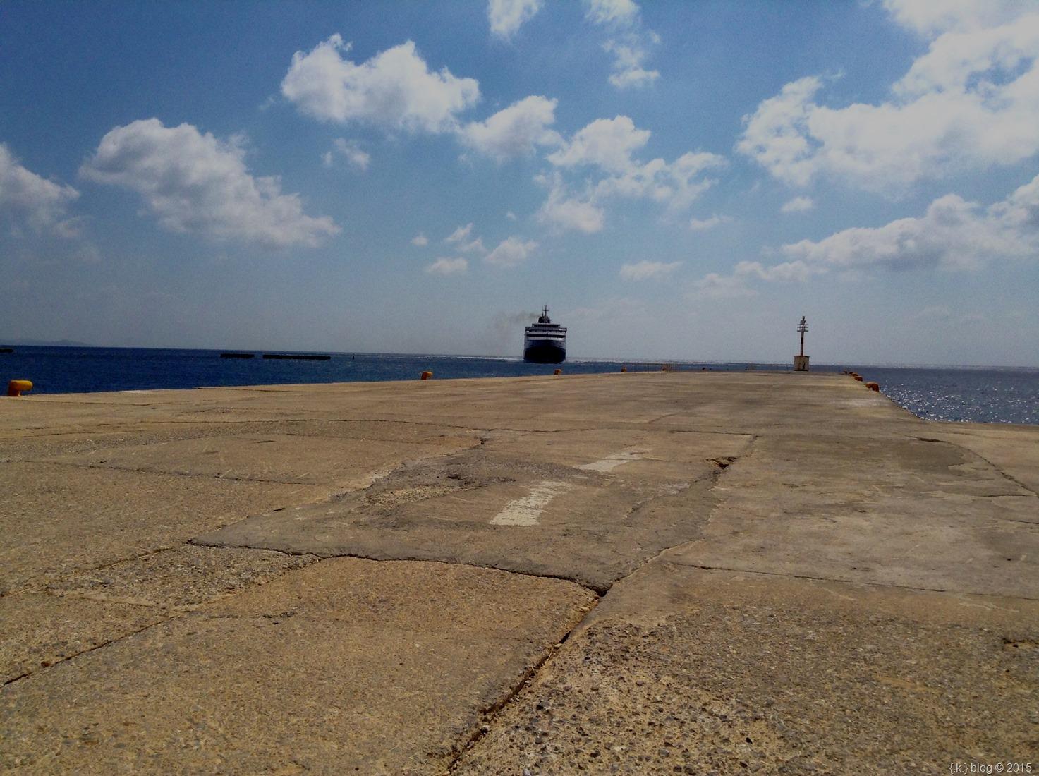 {.k.} blog - Tinos island in Greece