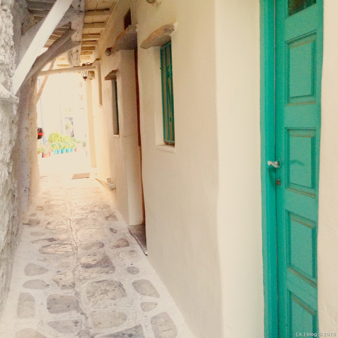 {.k.} blog - Tinos island in Greece