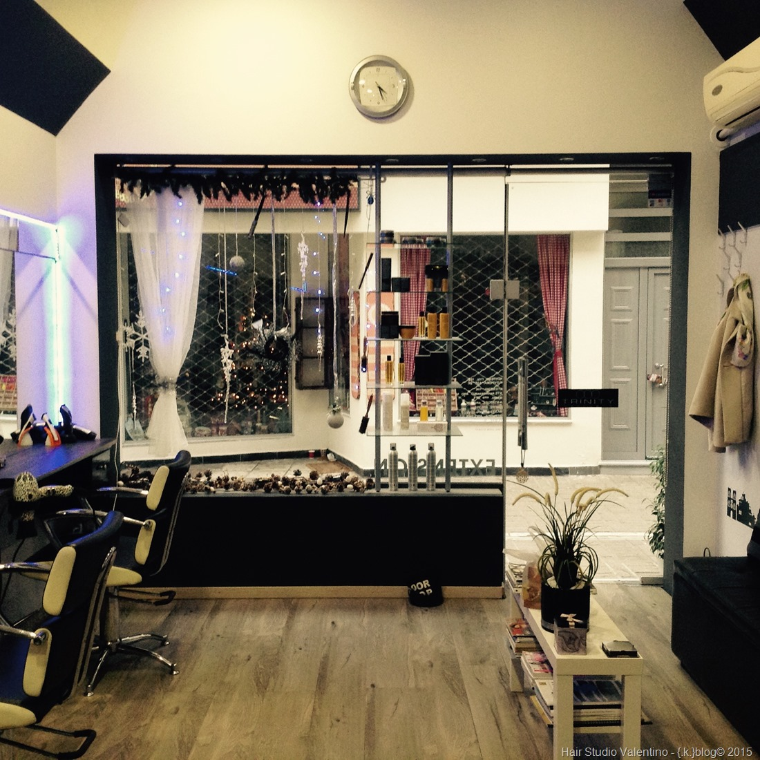 Hair Studio Valentino - {.k.}blog