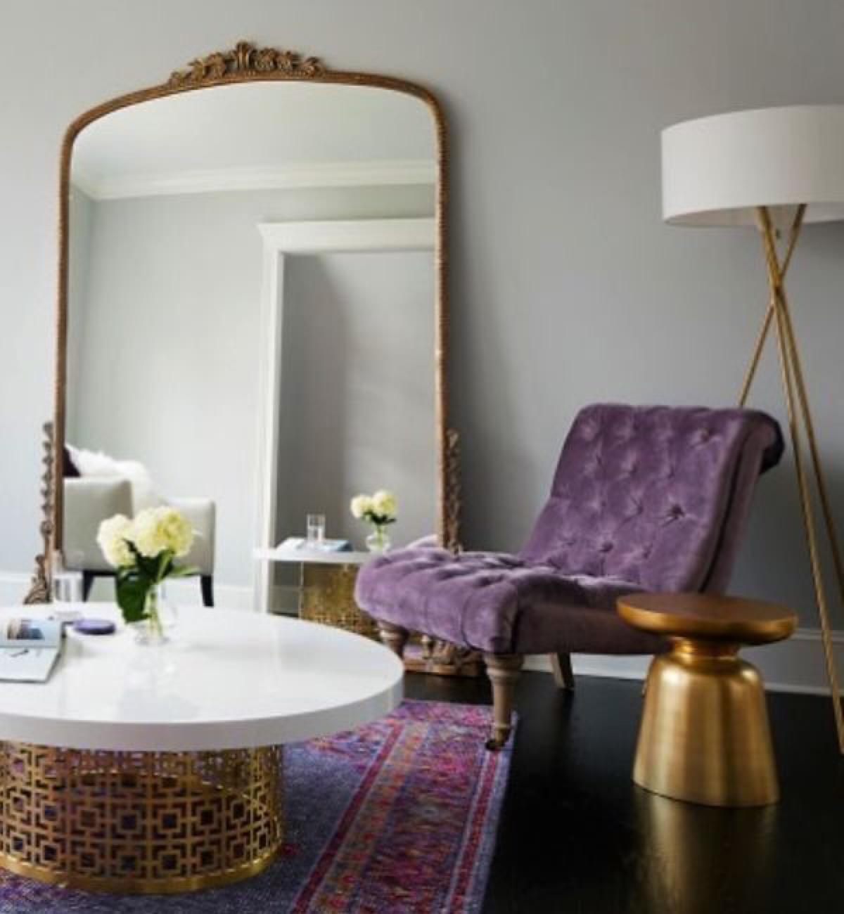 Pantone 2018 ultra violet k for Interior design inspiration 2018