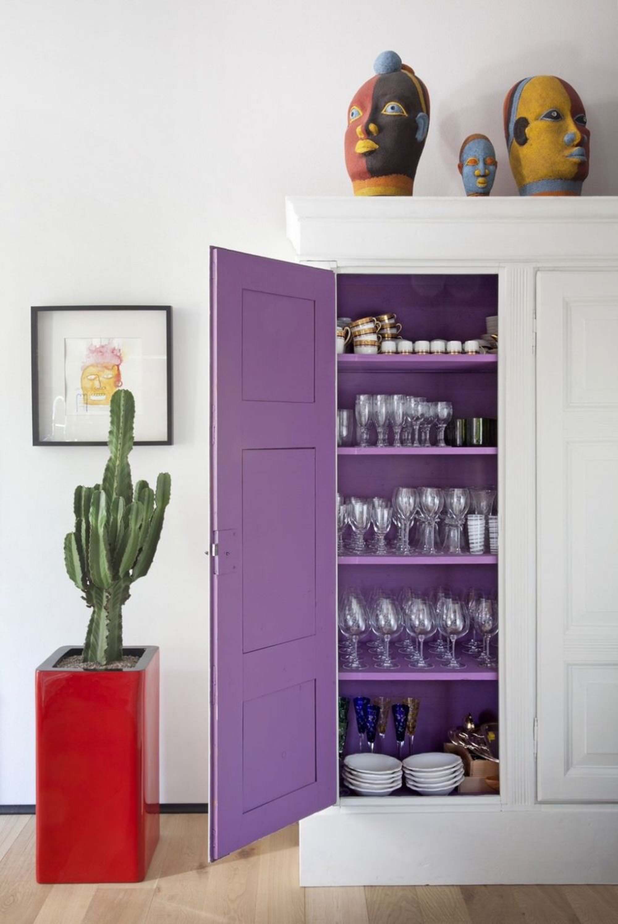 Pantone 2018 ultra violet k for Home decor and more