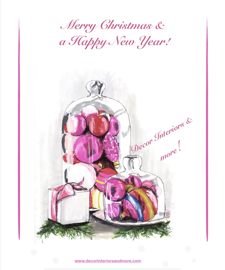 Christmas Card - Decor Interiors & more!